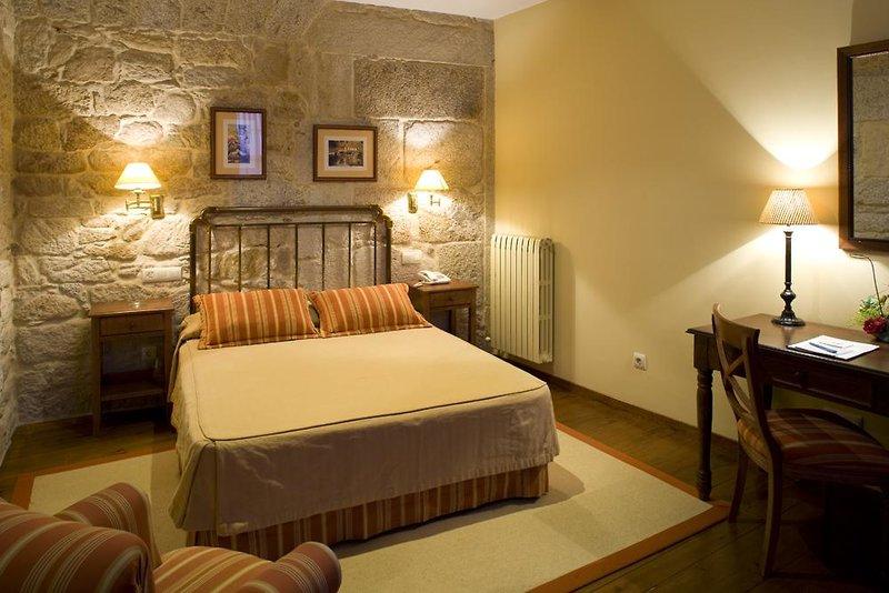 Termas De Cuntis - Hotel Castro do Balneario Wohnbeispiel