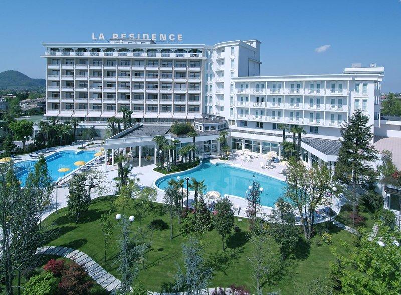 La Residence & Idrokinesis Terme Außenaufnahme