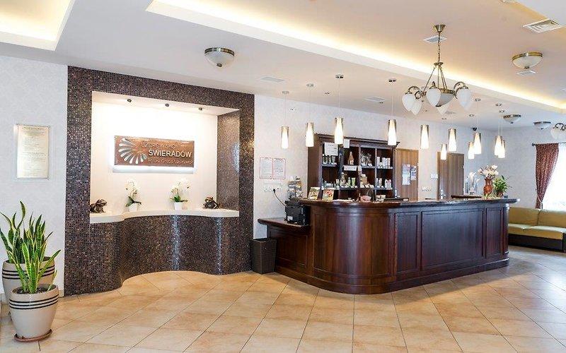 Hotel Sanus Lounge/Empfang