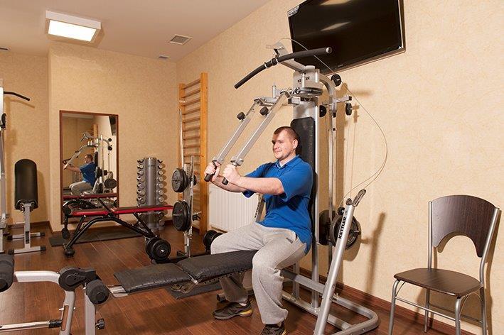 Hotel Sanus Sport und Freizeit