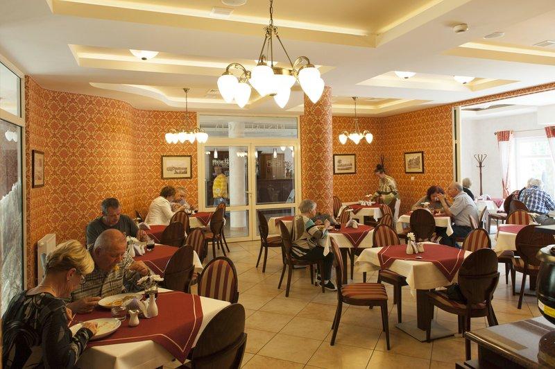 Hotel Sanus Restaurant