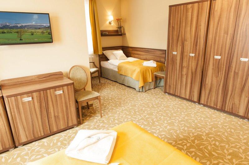 Hotel Sanus Wohnbeispiel