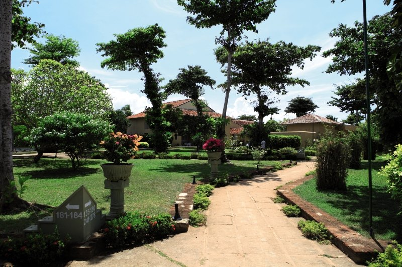 Club Palm Bay Garten