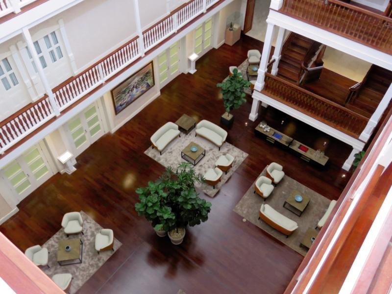 Central Hotel Panama Restaurant