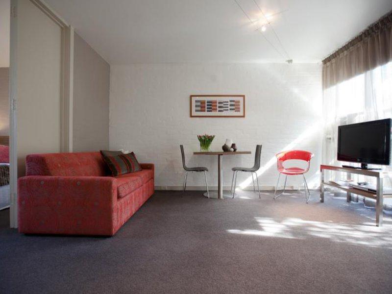 Punthill South Yarra Grand Lounge/Empfang