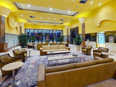 Windsor Barra Lounge/Empfang