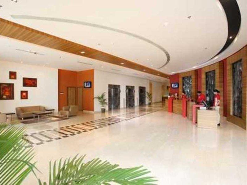 ibis Gurgaon Lounge/Empfang