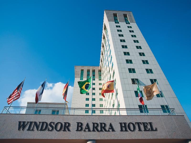 Windsor Barra Außenaufnahme