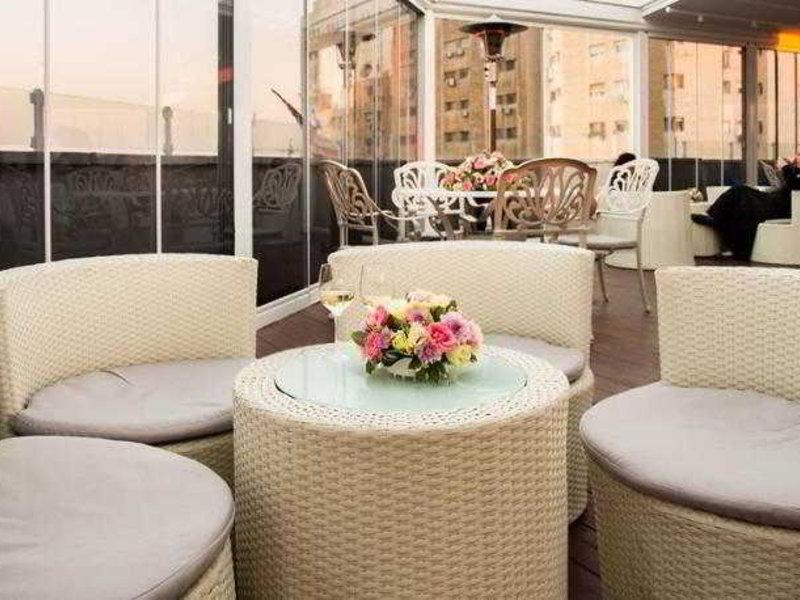 Agripas Hotel Badezimmer
