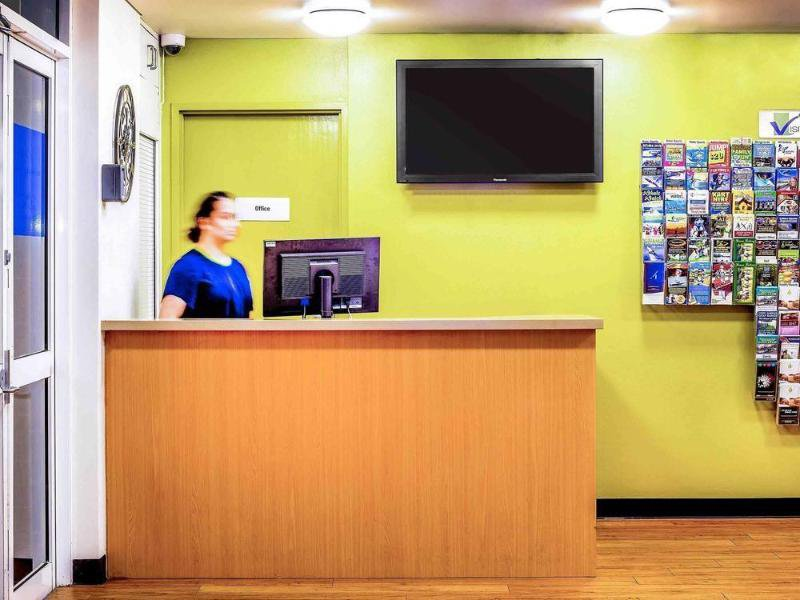 ibis Budget Coffs Harbour Lounge/Empfang