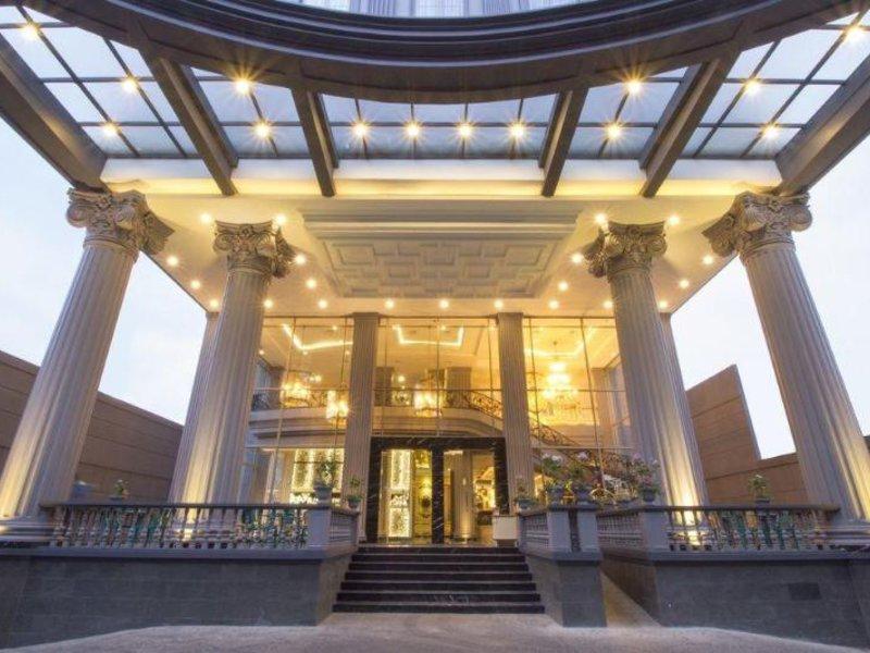 Park View Hotel Außenaufnahme