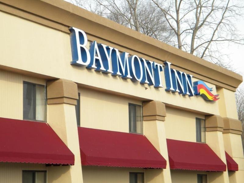 Baymont Inn & Suites Jackson Außenaufnahme