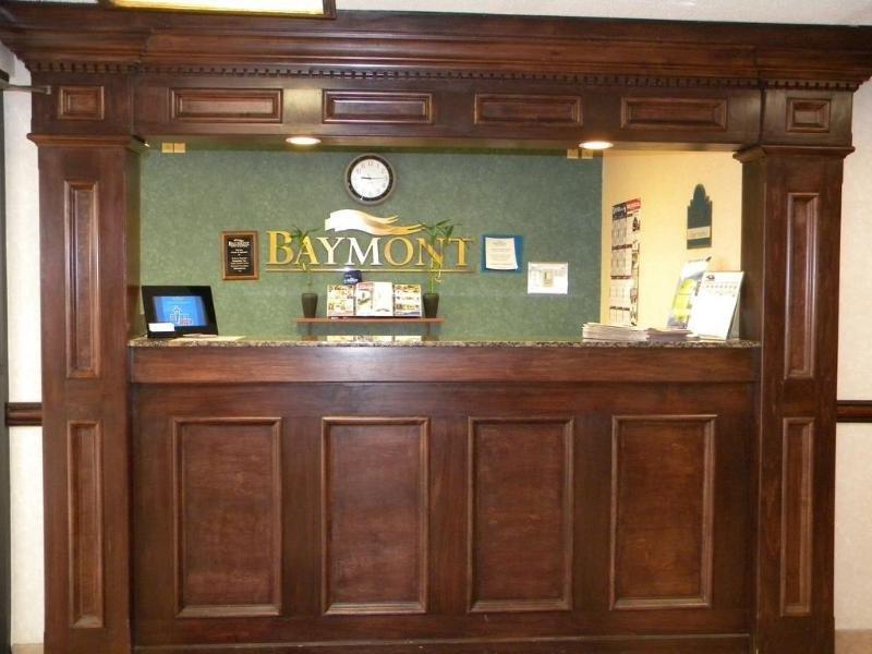 Baymont Inn & Suites Jackson Lounge/Empfang