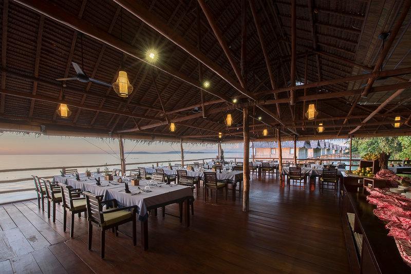 Papua Paradise Eco Resort Restaurant