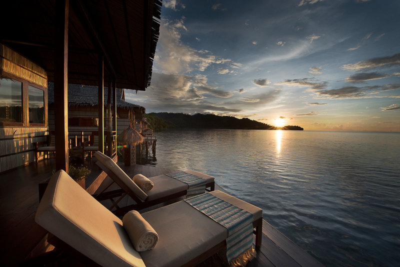 Papua Paradise Eco Resort Wohnbeispiel