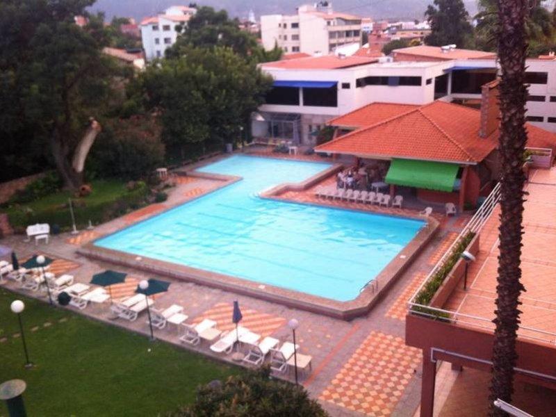 Hotel Los Ceibos Pool