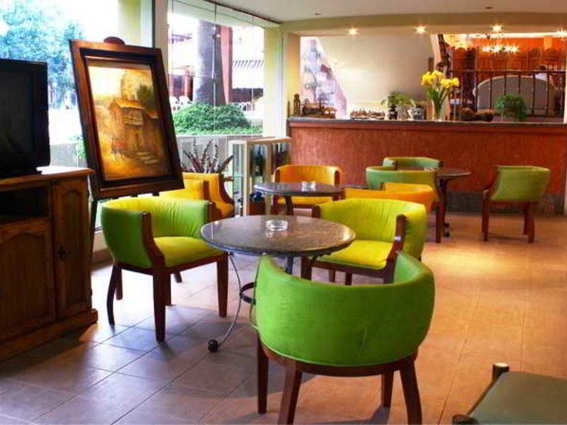 Hotel Los Ceibos Bar