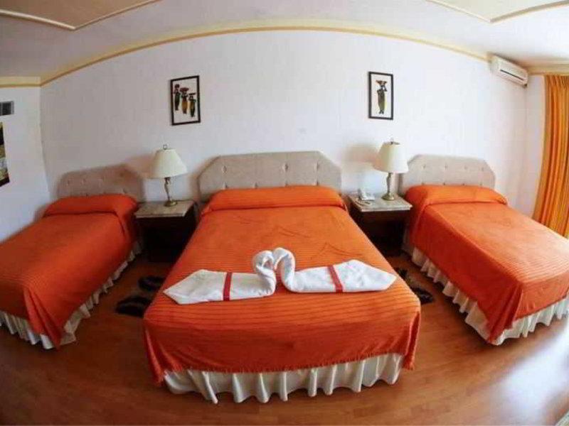 Hotel Los Ceibos Wohnbeispiel