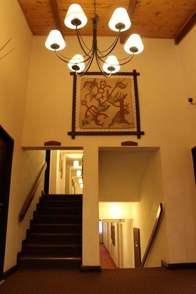 Hotel Kalken Lounge/Empfang