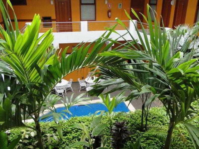 Victoria Regia Hotel Pool