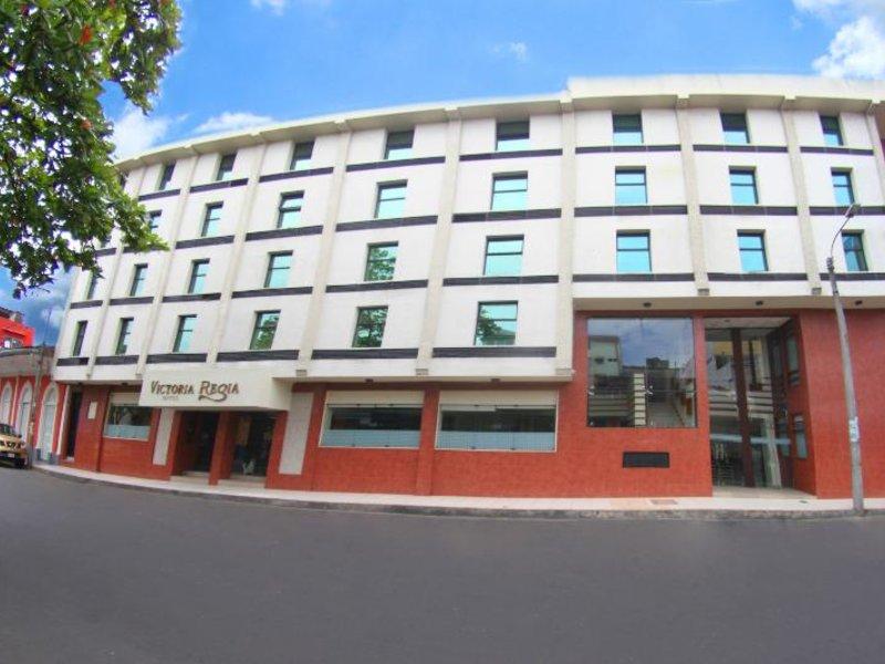 Victoria Regia Hotel Außenaufnahme