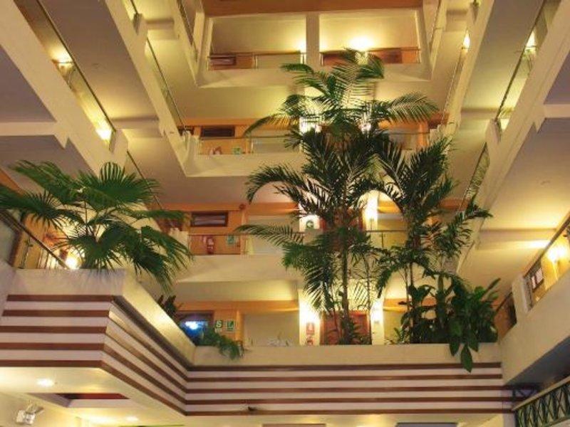 Victoria Regia Hotel Lounge/Empfang
