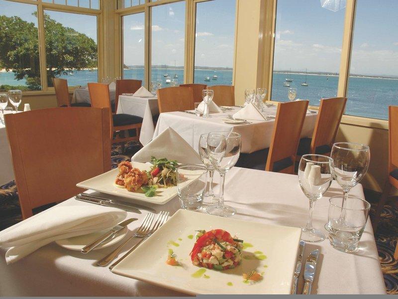 Ramada Shoal Bay Resort & Spa Restaurant