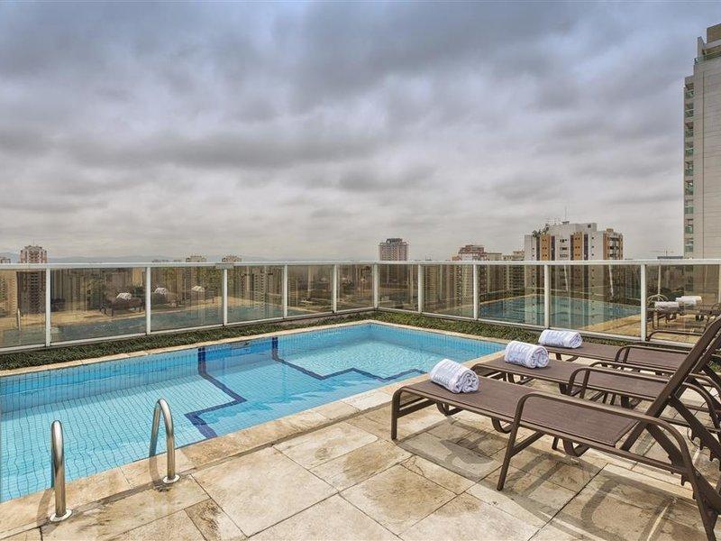 TRYP Sao Paulo Tatuape Hotel Pool