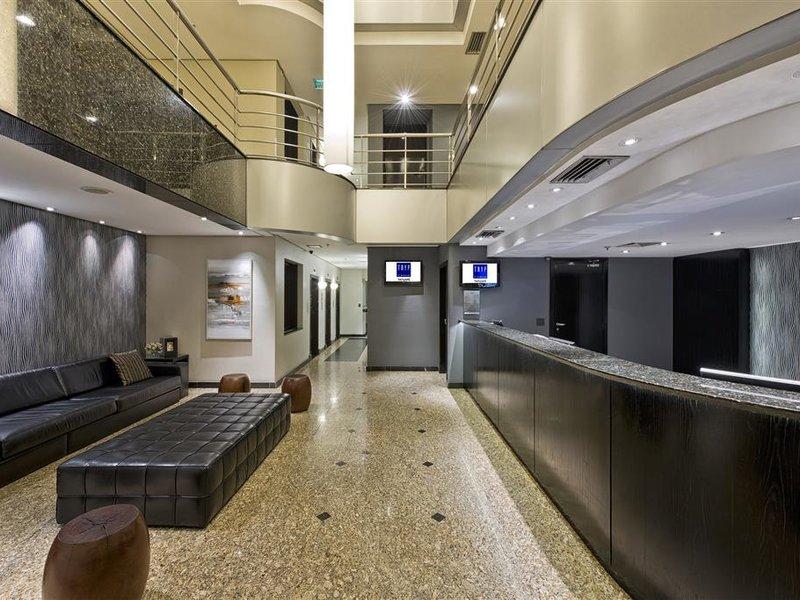 TRYP Sao Paulo Tatuape Hotel Lounge/Empfang