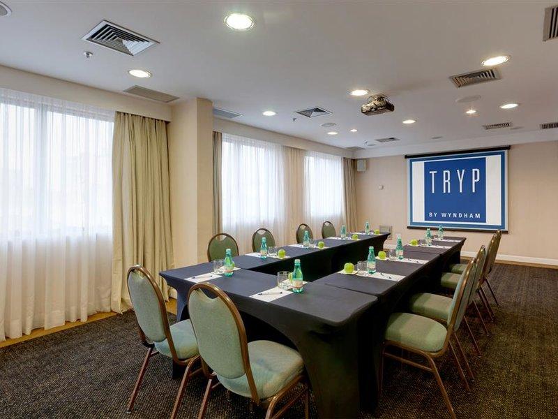 TRYP Sao Paulo Tatuape Hotel Konferenzraum