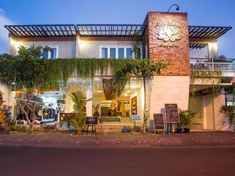 Maha Laksmi Boutique Hotel Außenaufnahme