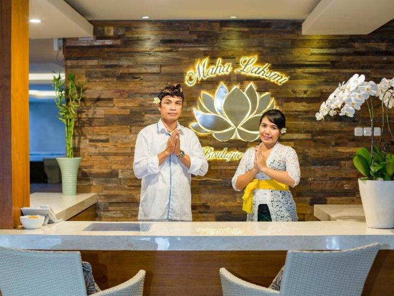 Maha Laksmi Boutique Hotel Personen