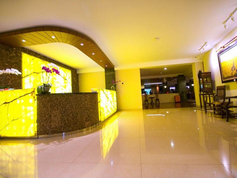 Sukajadi Hotel Lounge/Empfang