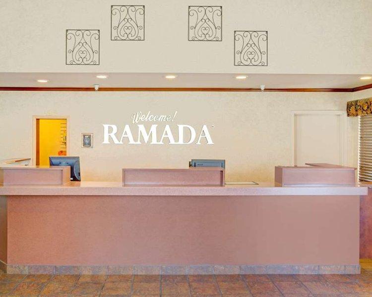 Ramada Draper Lounge/Empfang