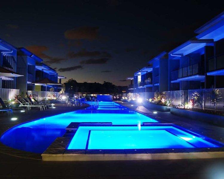 Ramada Hervey Bay Pool