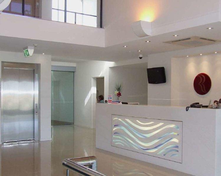 Ramada Hervey Bay Lounge/Empfang