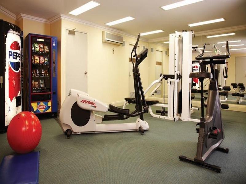 Medina Serviced Apartments Martin Place Sport und Freizeit