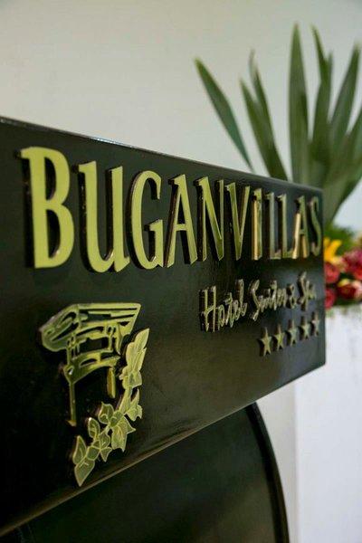Buganvillas Suites & Spa Lounge/Empfang
