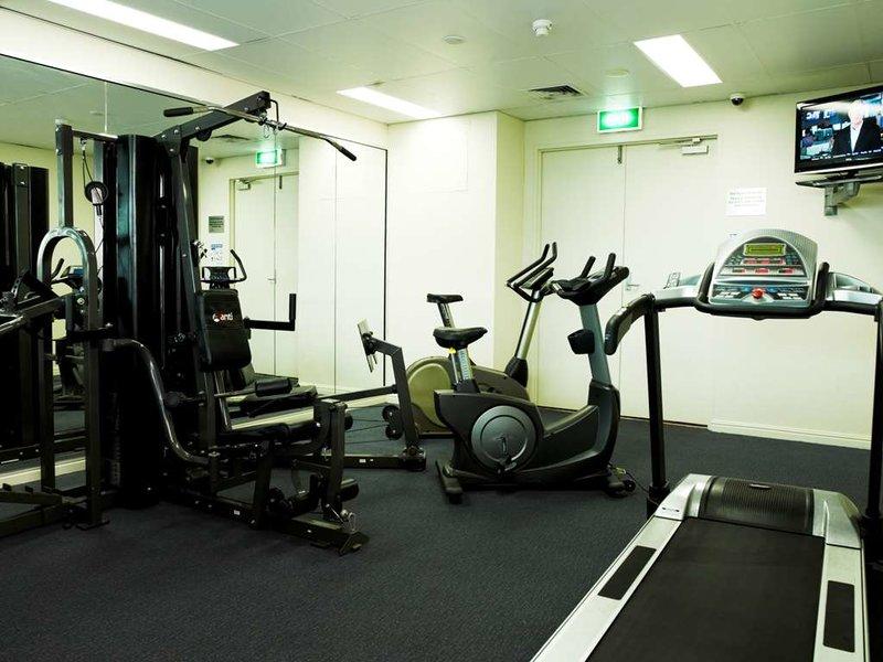 Rydges Parramatta Sport und Freizeit