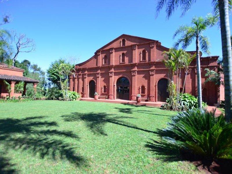 Hotel Guamini Mision Außenaufnahme