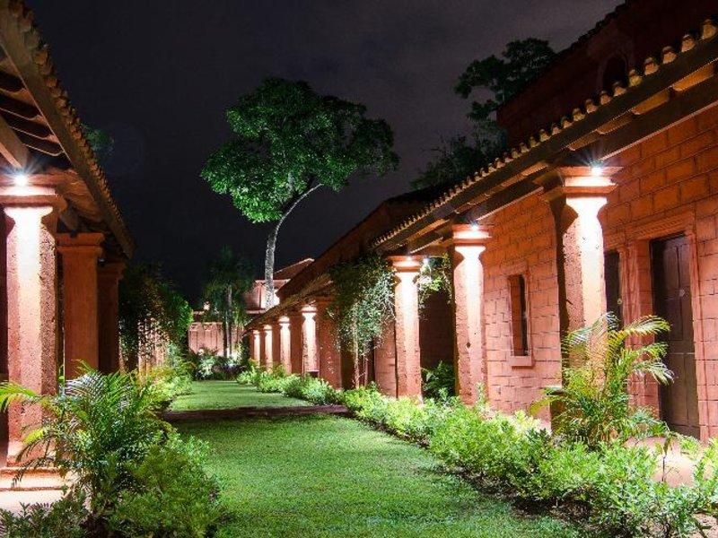 Hotel Guamini Mision Garten