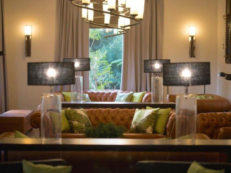 Hotel Guamini Mision Lounge/Empfang