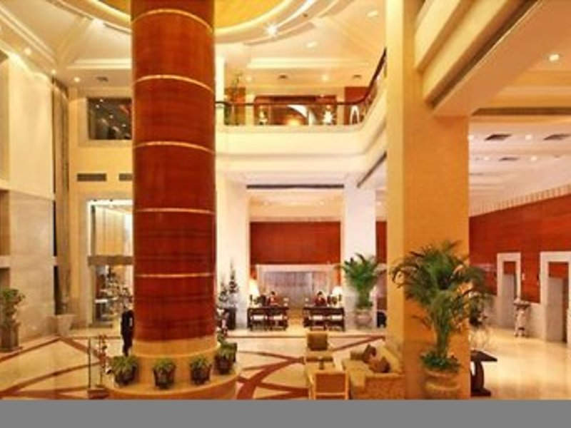 Jaypee Vasant Continental Lounge/Empfang