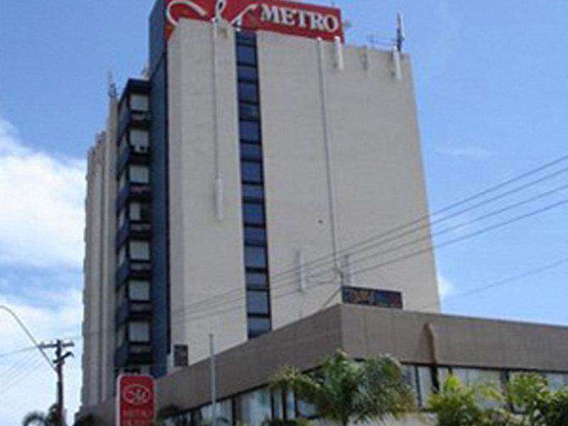 Metro Hotel Perth Außenaufnahme