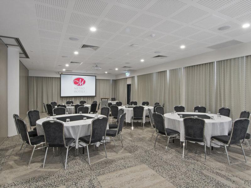 Metro Hotel Perth Konferenzraum