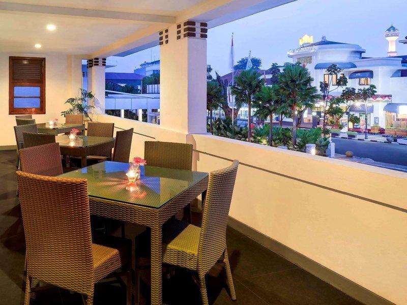 ibis Styles Bandung Braga Lounge/Empfang