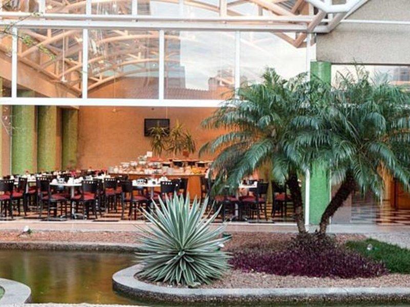Estanplaza International Lounge/Empfang