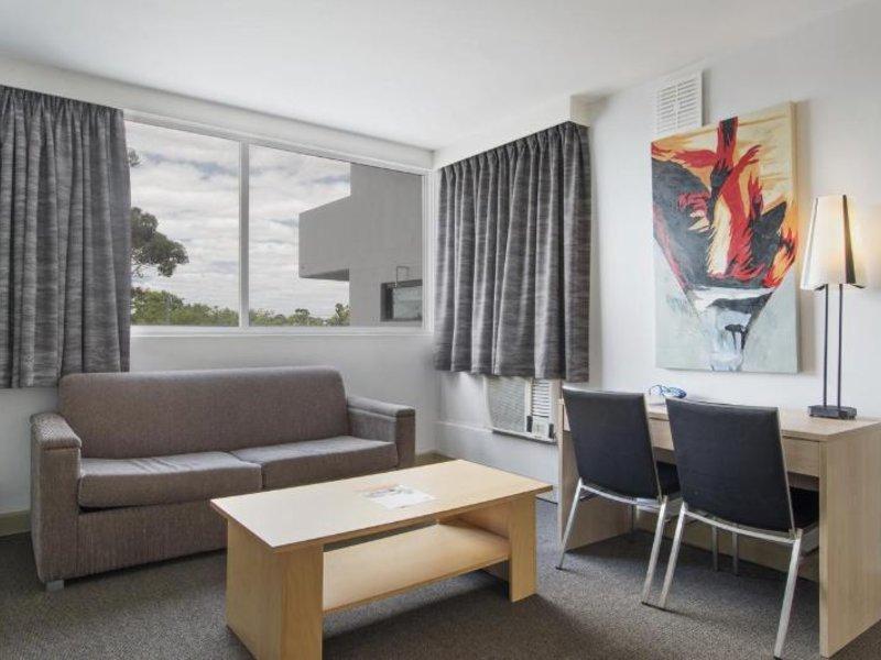 Metro Hotel Perth Wohnbeispiel