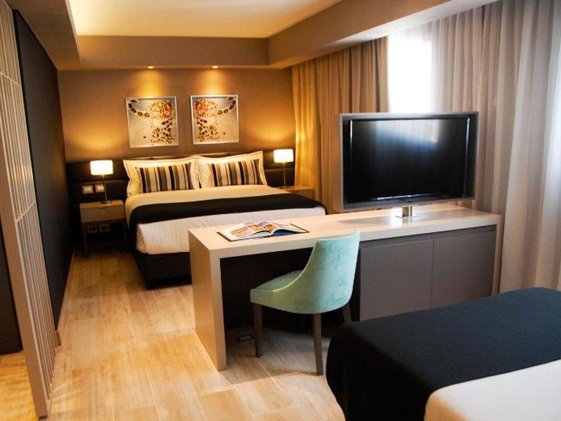 Amerian Congreso Hotel - Grand View Wohnbeispiel