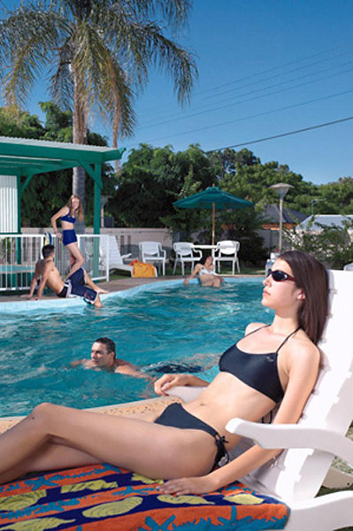 Metro Hotel Perth Pool